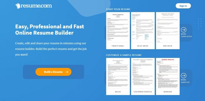 Best Resume Builder 2019 from www.rezrunner.com